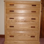Chest of Drawers hand crafted