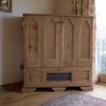 Hand Crafted Flat Screen Tv Cabinet
